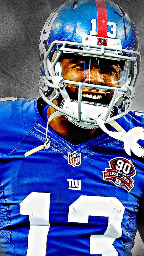 Sports Wallpapers on Twitter Odell Beckham Jr 600x1062