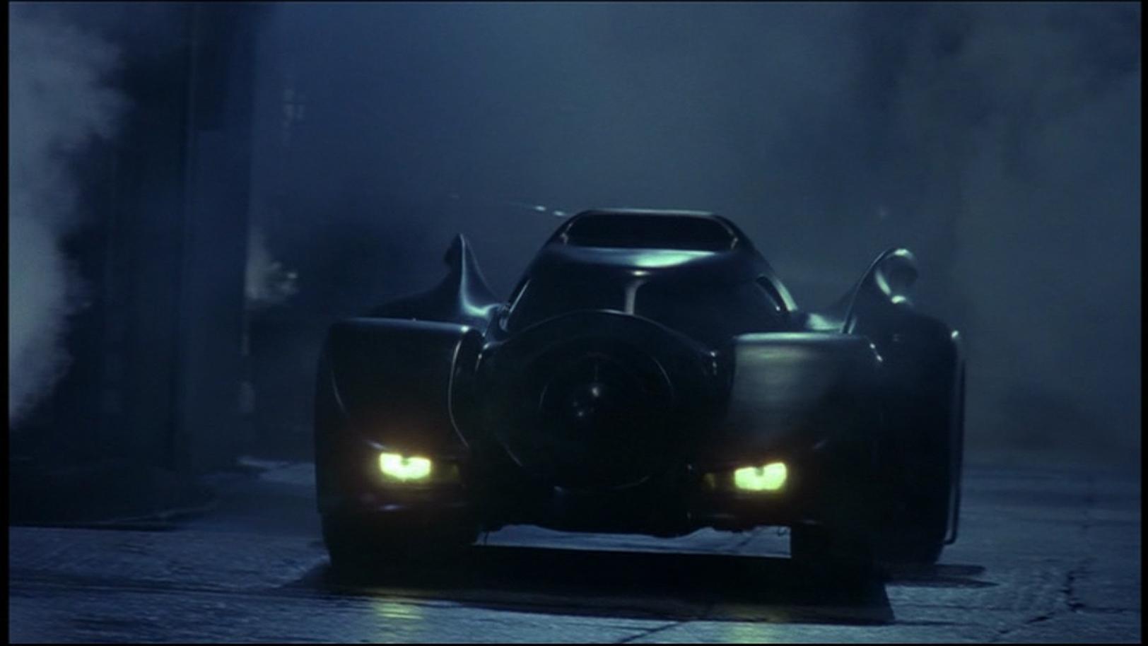 Batmobile Wallpapers - WallpaperSafari