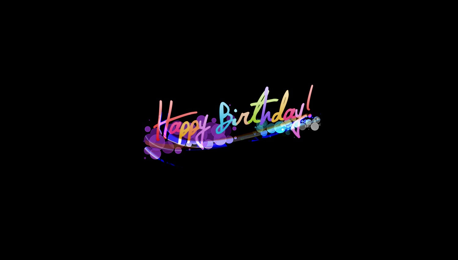 Happy Birthday Wallpapers Download High Definition 1500x851