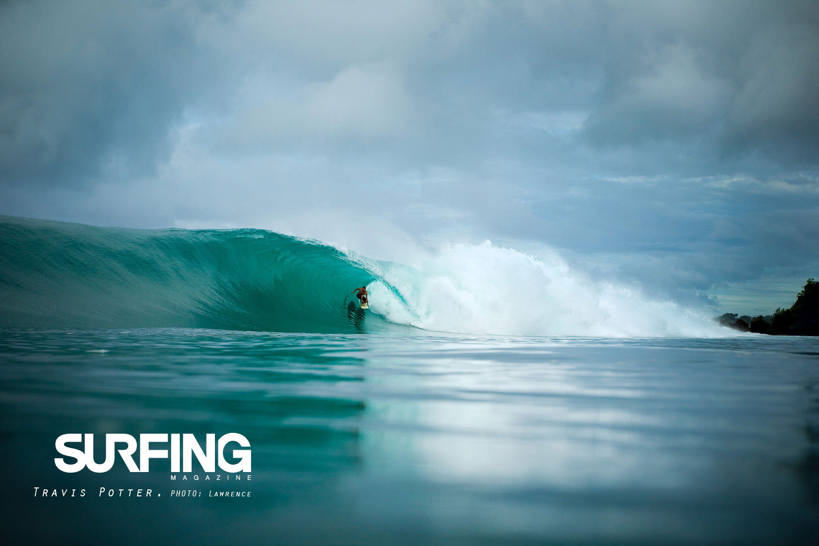 surfing surf wallpaper travis potter lawrence 610x406 Surfing Magazine 1650x1100