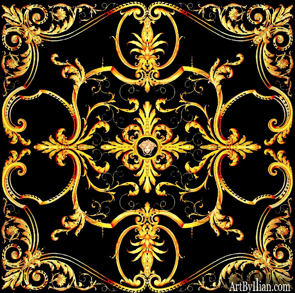 Wallpaper Iphone 5 Versace Gebyur 1029x1024