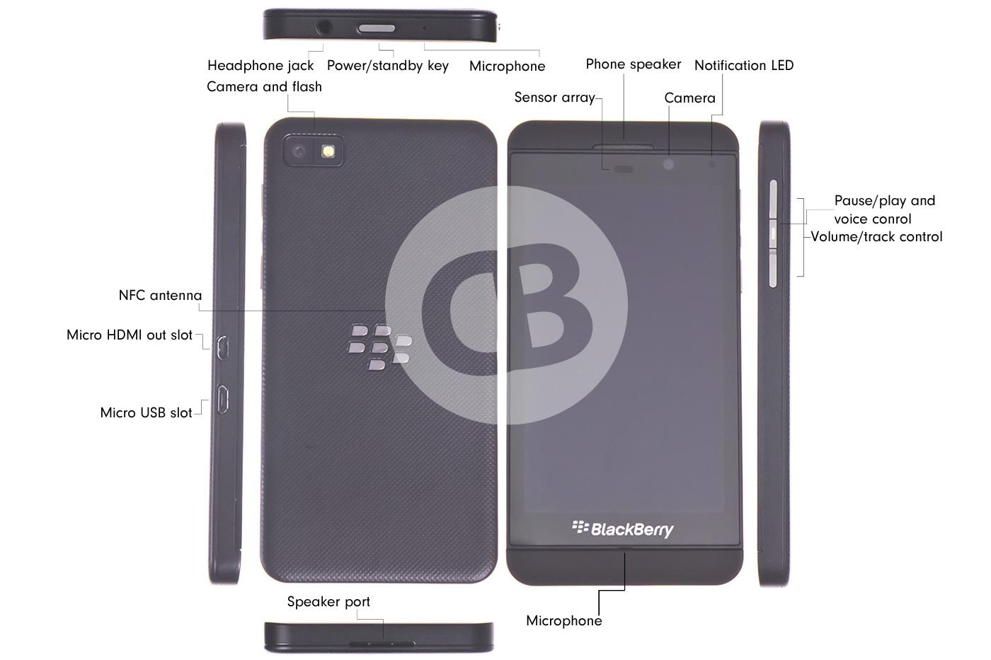 Wallpapers BlackBerry Z10 ImageBankbiz 1400x933