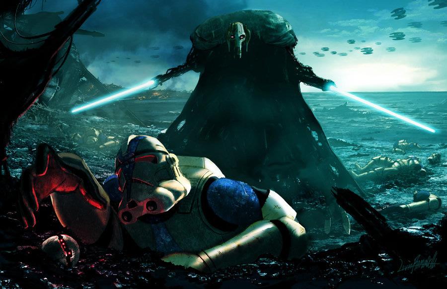 Star Wars La Guerra de las Galaxias 900x582