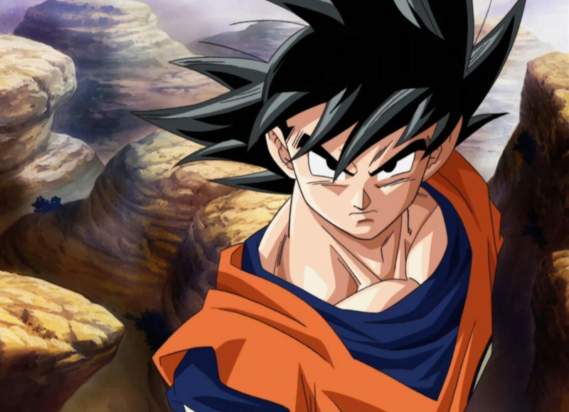 dragon ball iphone wallpaper son goku dragon ball wallpaper pics 800x579