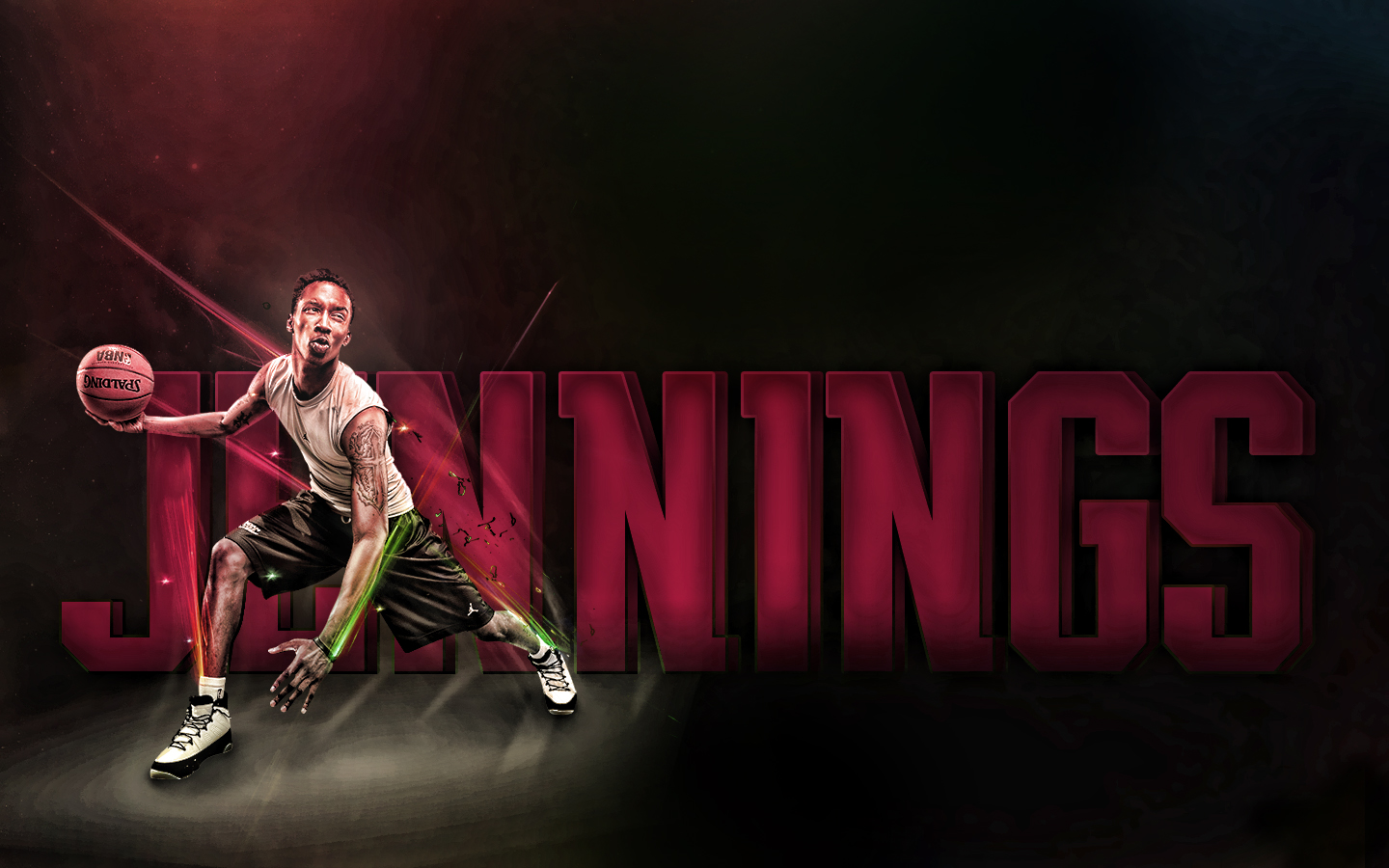 Brandon Jennings Wallpaper by Akjeter 1440x900