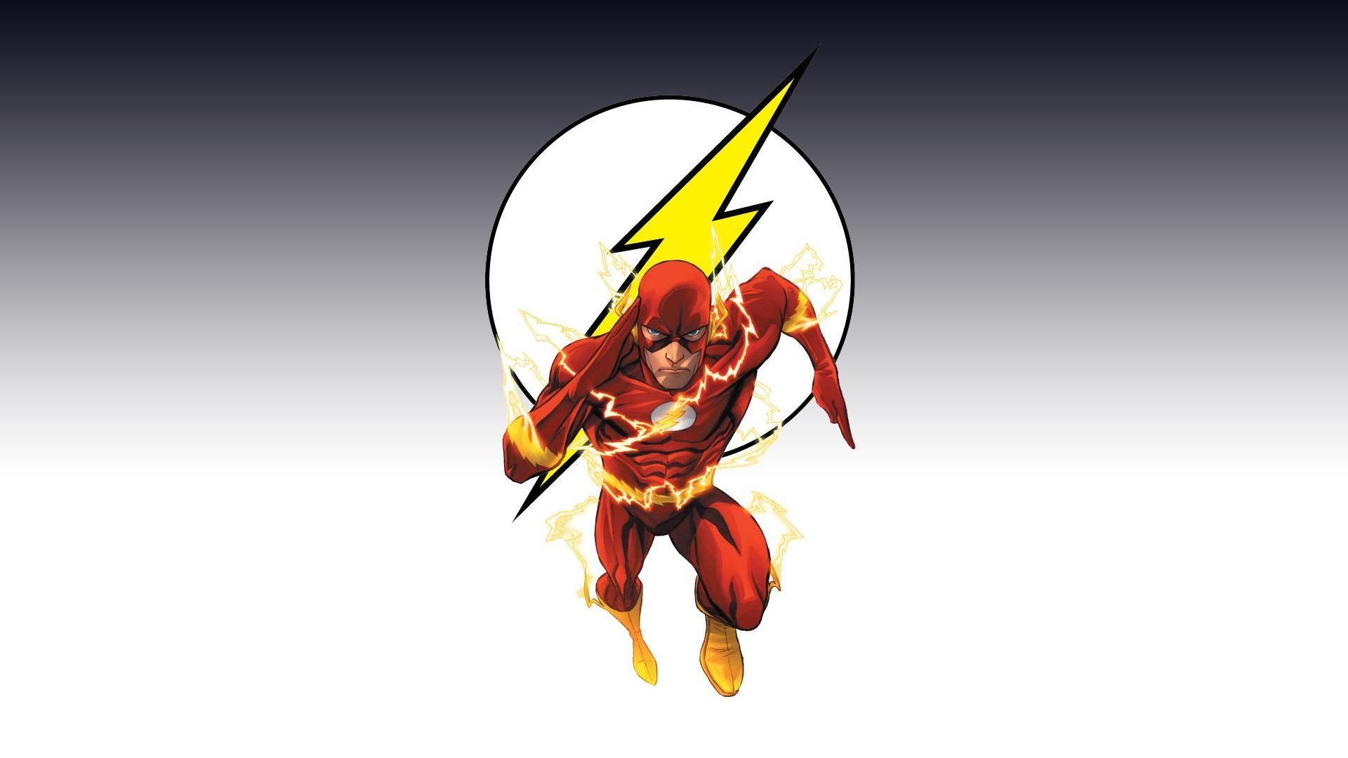 Dc comics superheroes flash comic hero wallpaper 17162 1920x1080