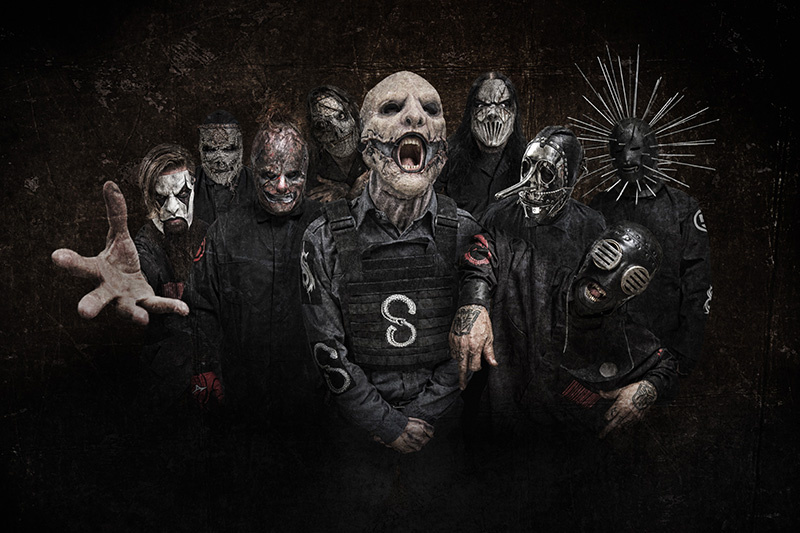 Slipknot Have Announced An Australian Tour Howl Echoes 800x533