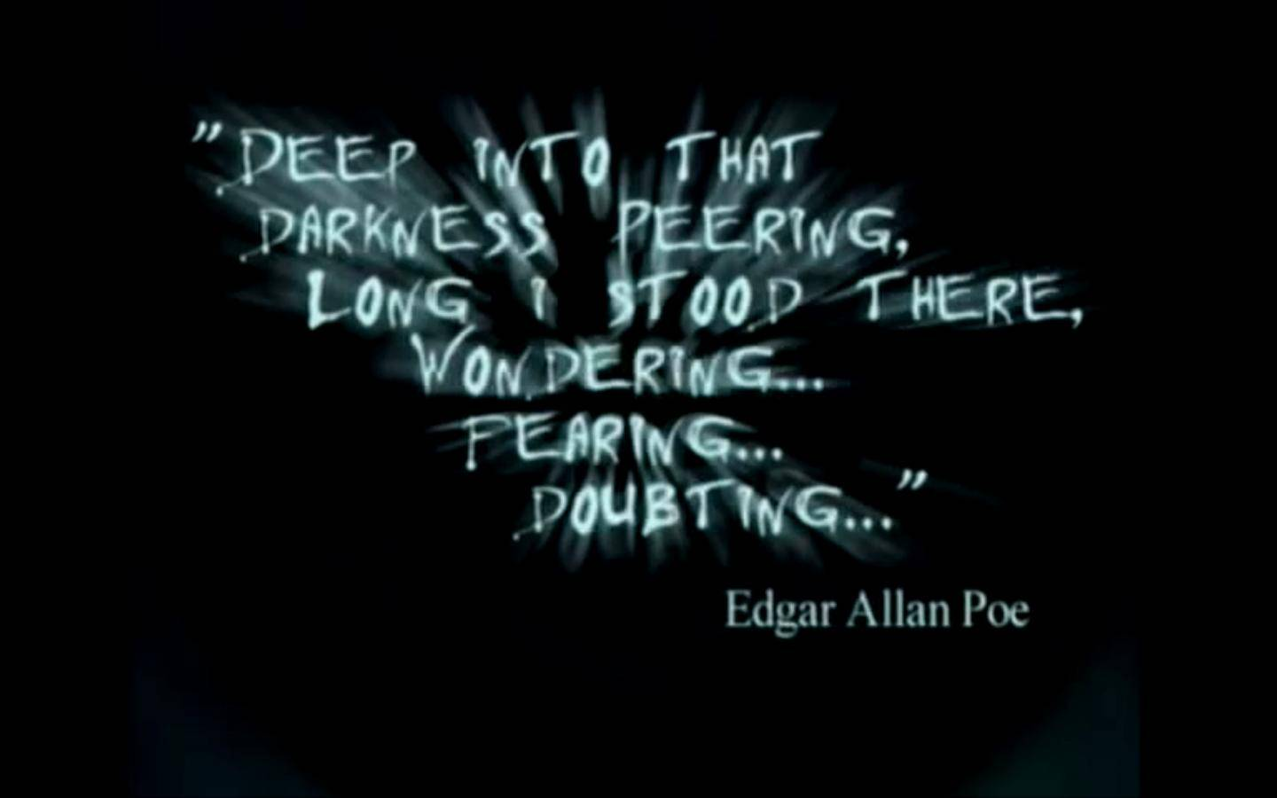 Poe Quotes 7 A picture with a Edgar Allan Poe quote Edgar Allan Poe 1440x900