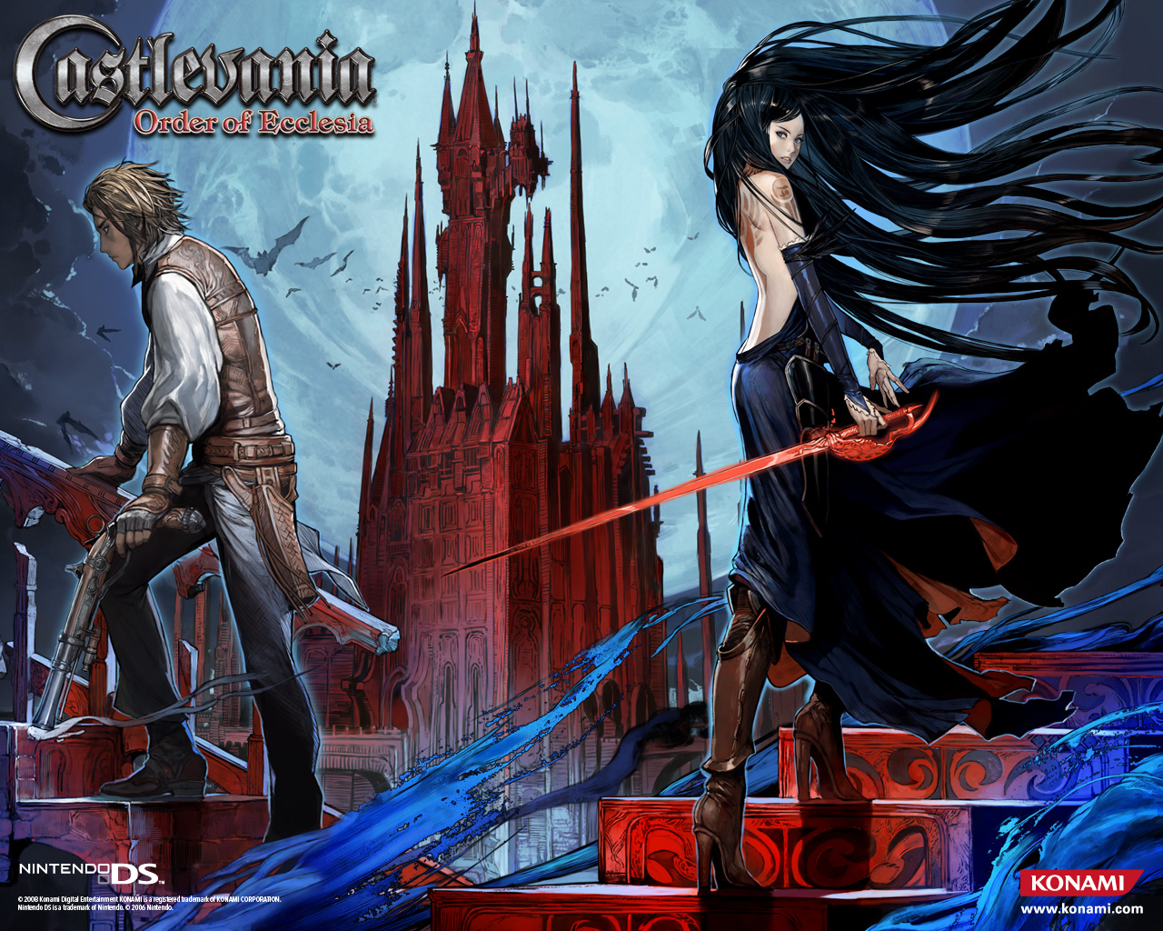 Free Download Castlevania Order Of Ecclesia Wallpaper Castlevania