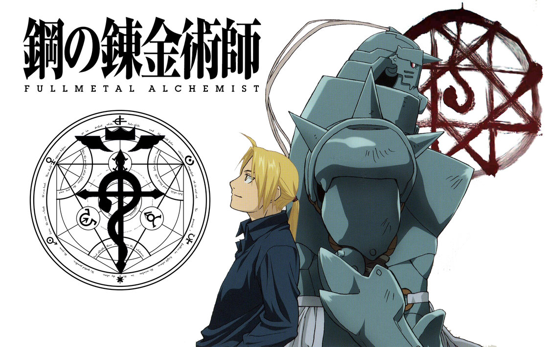 Fullmetal Alchemist Brotherhood wallpaper by XylaTakura07 on 1124x710