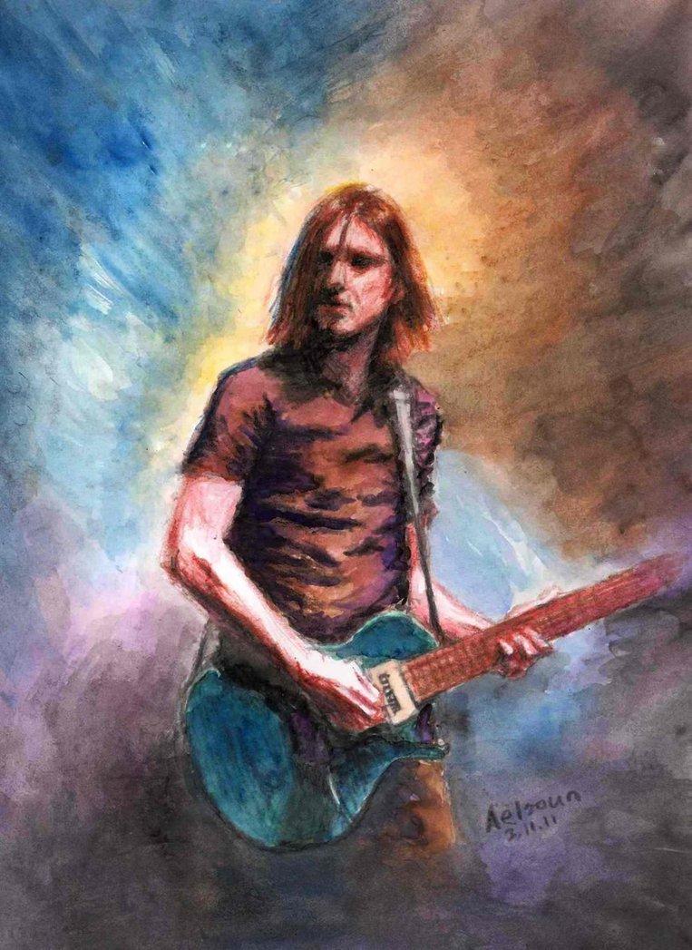 Steven Wilson by Aelroun 763x1047