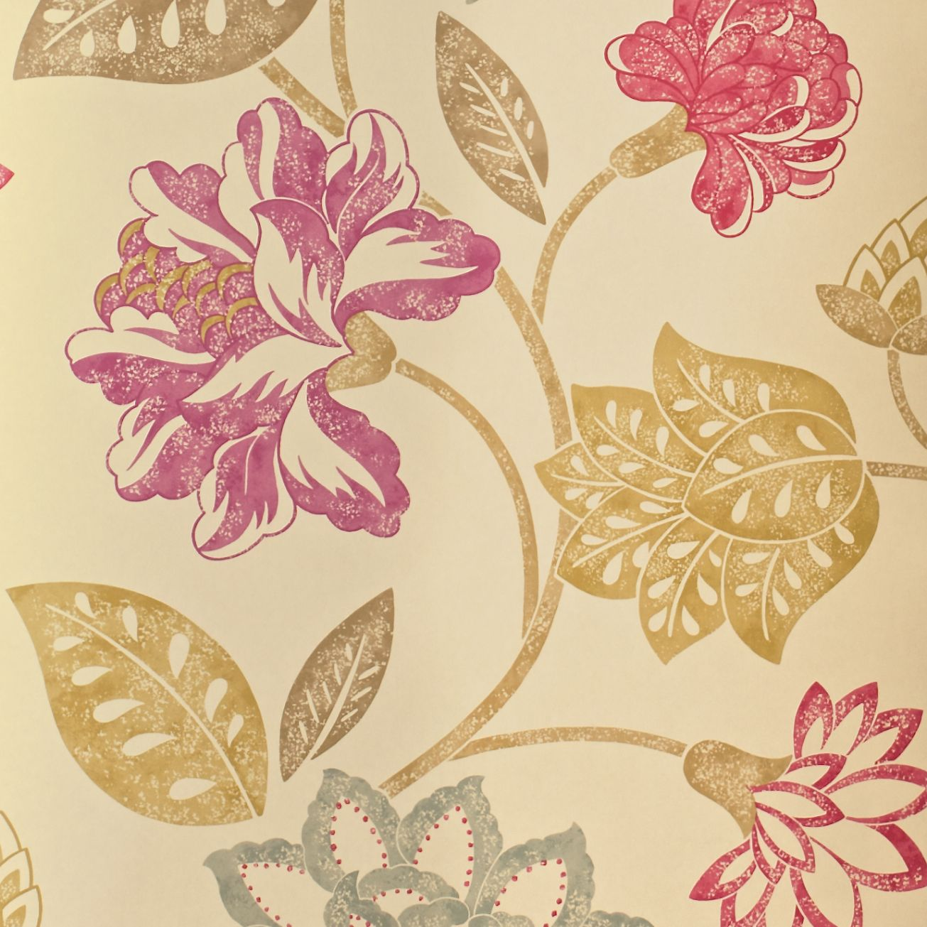 [50+] Pink and Gold Desktop Wallpaper on WallpaperSafari