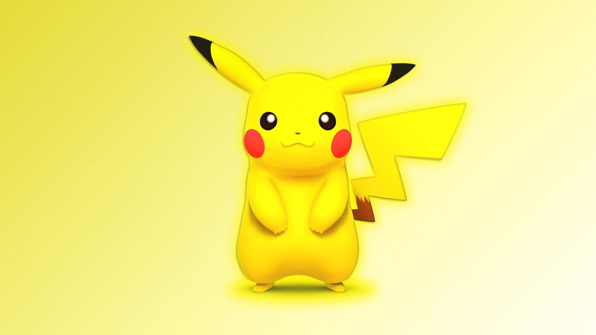 Pikachu Wallpaper 1920x1080 - WallpaperSafari