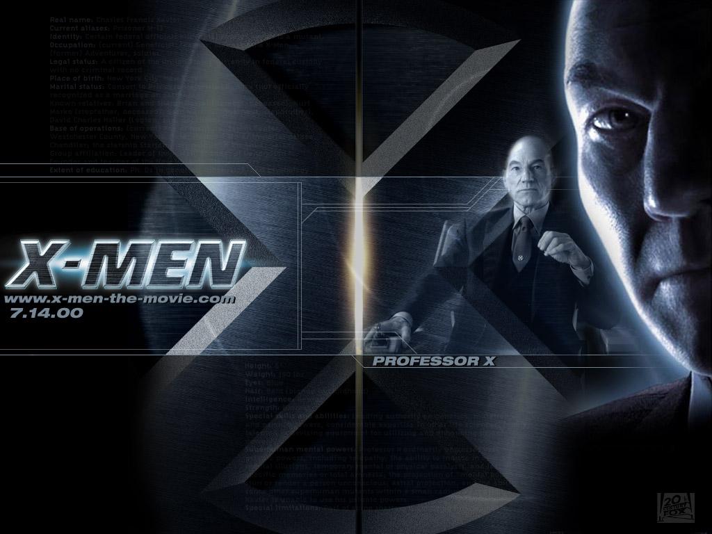 The X Men Professor X Wallpaper 1024x768 1024x768