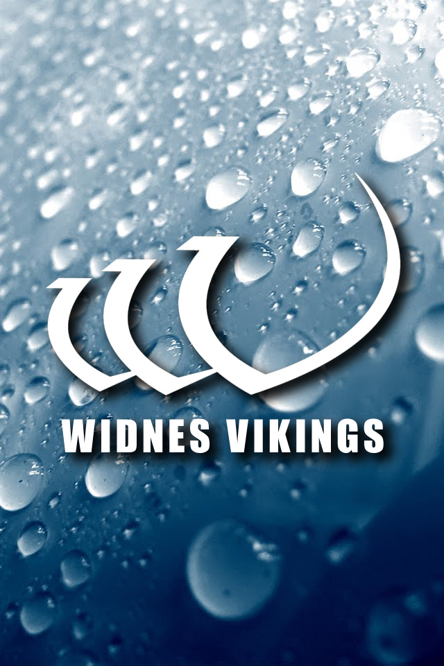 Widnes Vikings sport wallpaper for iPhone download 640x960