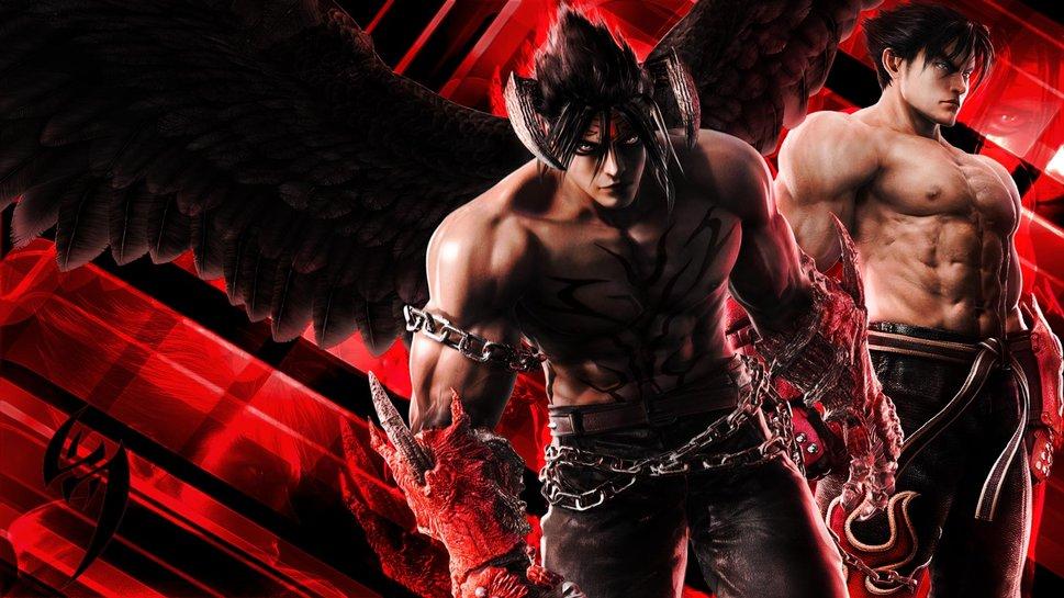 Jin Kazama and Devil Jin wallpaper   ForWallpapercom 969x545