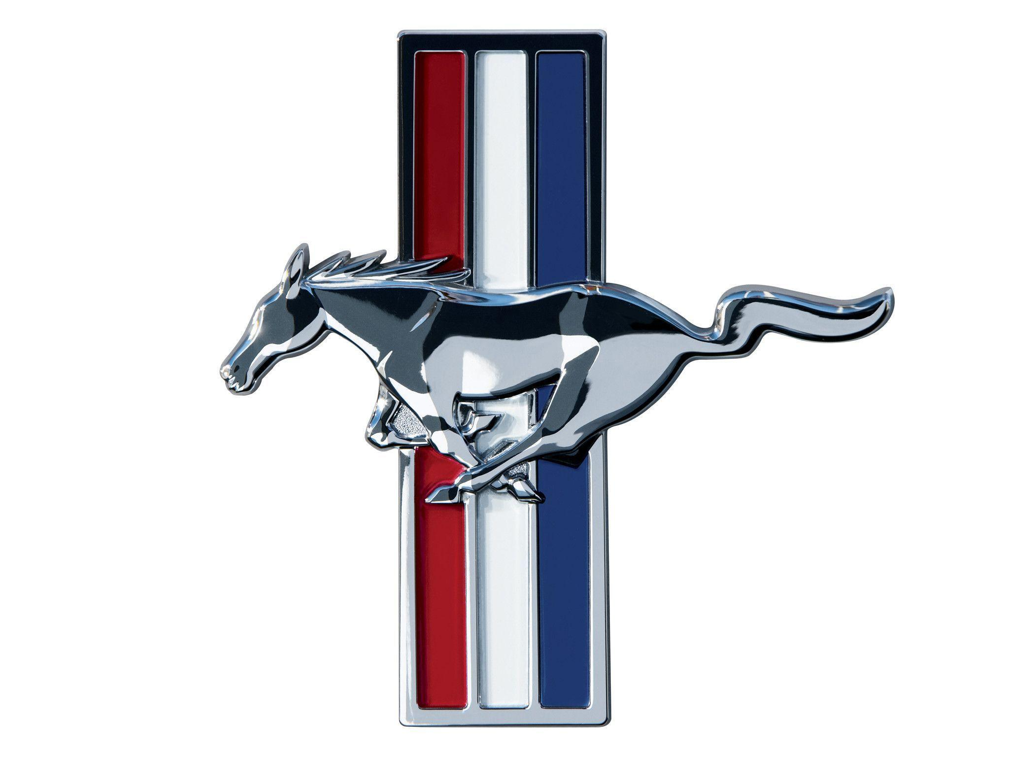 Ford Mustang Logo Wallpapers 2048x1536