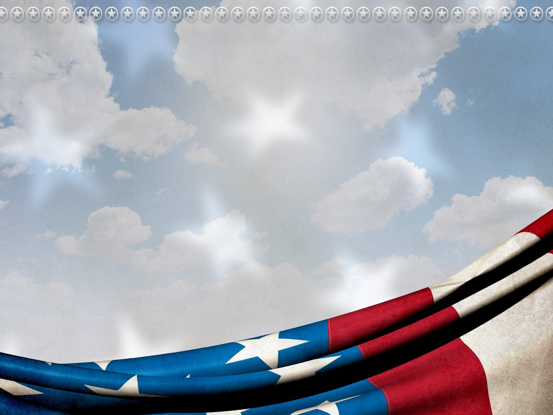 patriotic background for powerpoint patriotic american flag