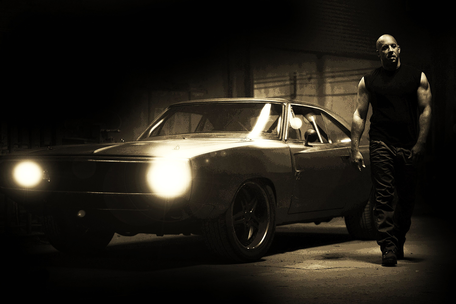 Vin Diesel HD Wallpapers Download Wallpapers in HD for your 1600x1067