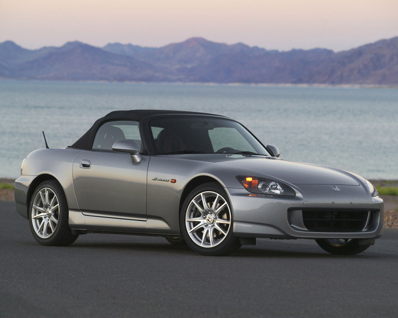Please right click on the Honda S2000 wallpaper below and choose 1280x1024