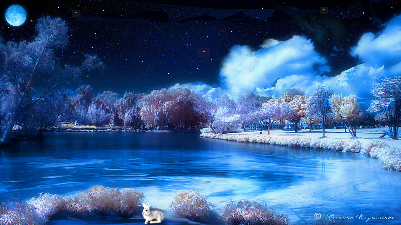 night wallpaper windows   hd wallpapers download winter cwdk9kq5 1366x768