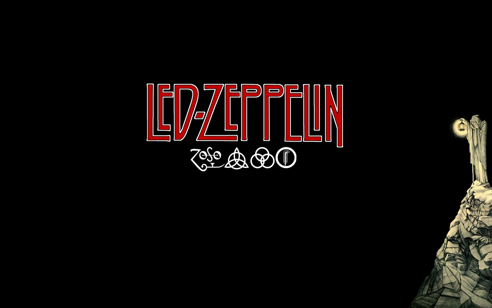 Led Zeppelin hard rock classic groups bands jimmy page robert plant 1680x1050