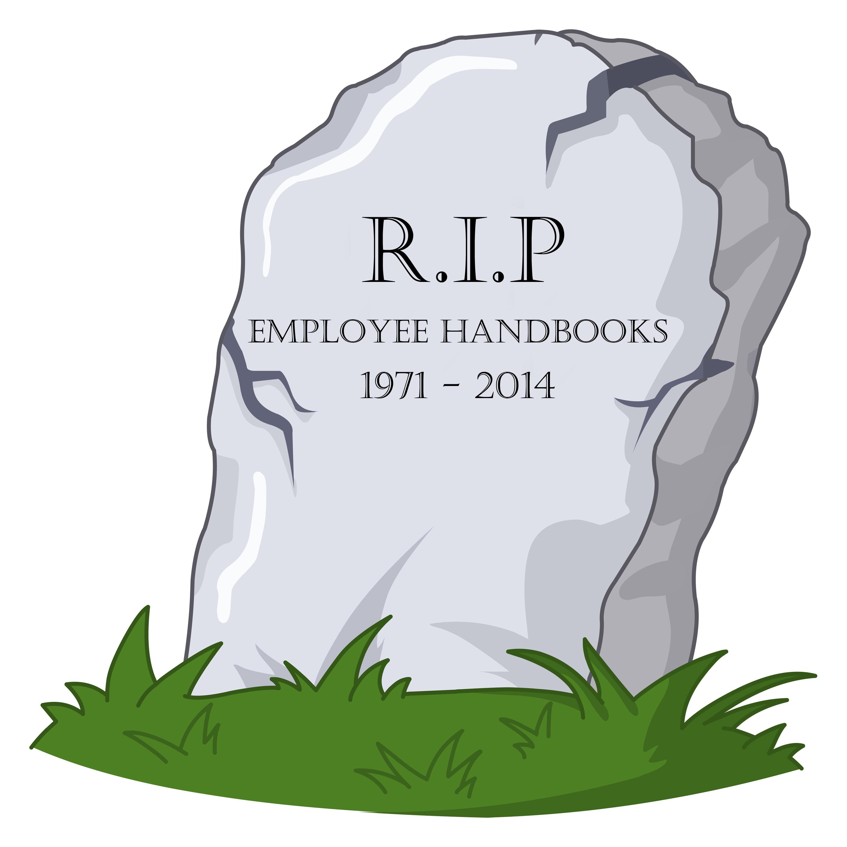 Employee Handbooks 1971 2014 RIP The Labor Dish 2800x2800