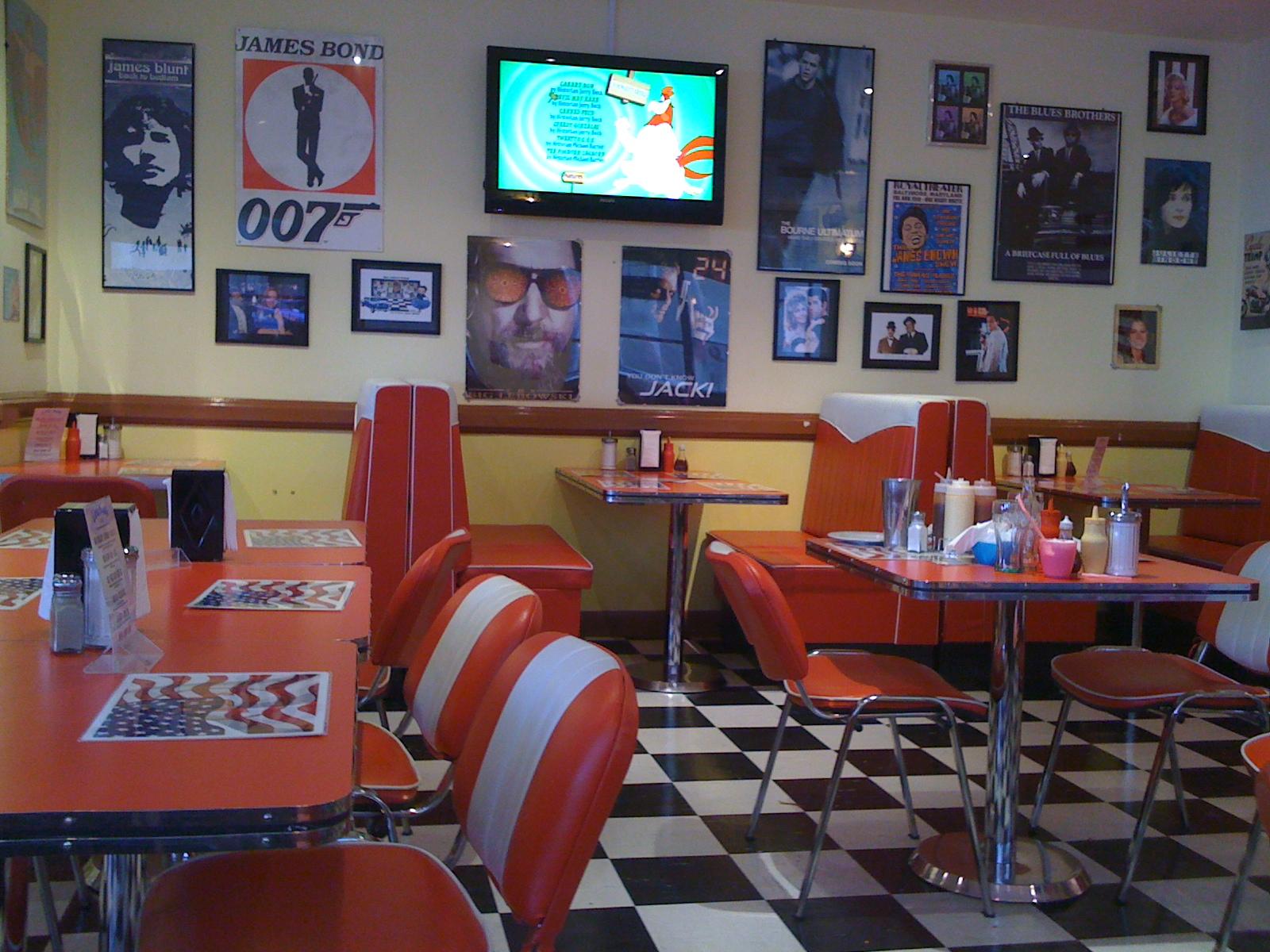 [43+] American Diner Wallpaper on WallpaperSafari  [43+] American ...
