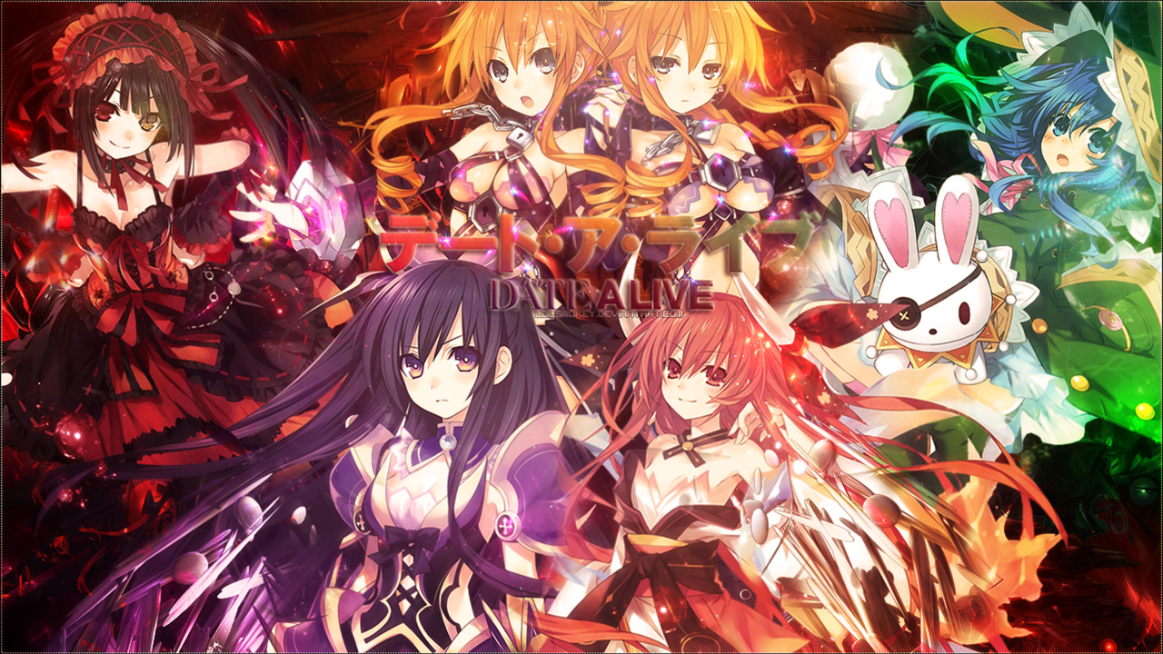 Date A Live Wallpaper by lolSmokey 1280x720