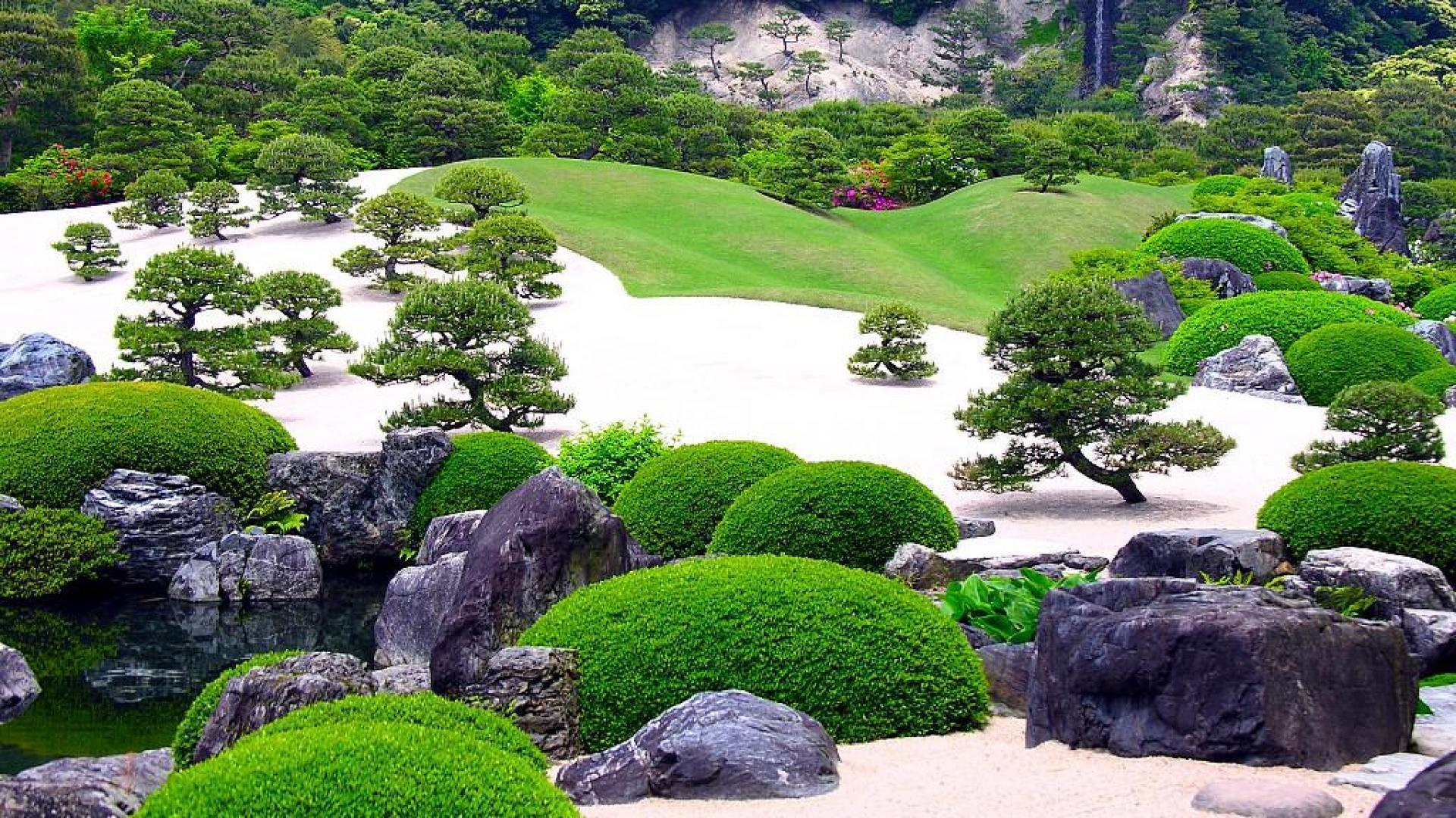 Japanese Gardens Wallpapers 1920x1080