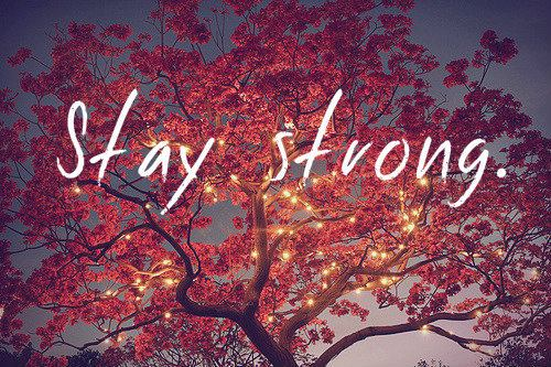 Via Tumblr Image 817131 By Arakan: Stay Strong Wallpaper