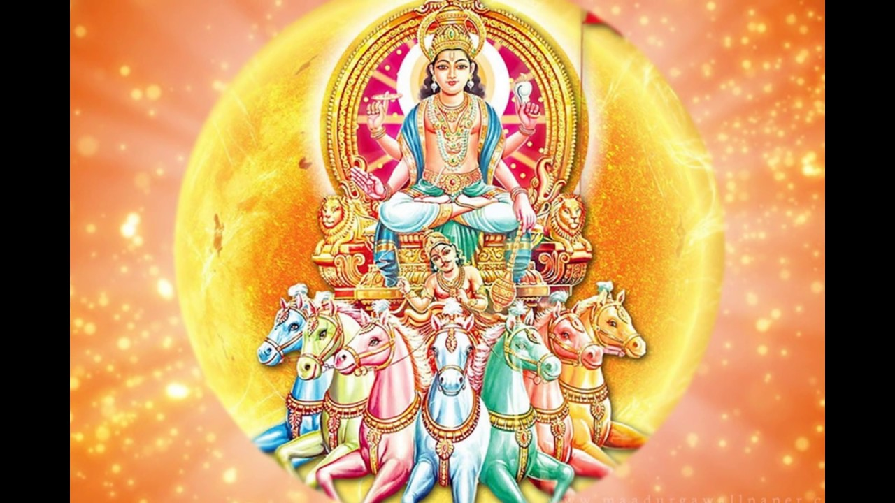 God Bhagwan Surya Dev Pictures Wallpapers Photos Video 1280x720