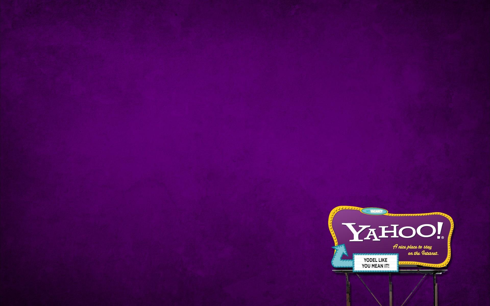 Yahoo Screensavers 1920x1200