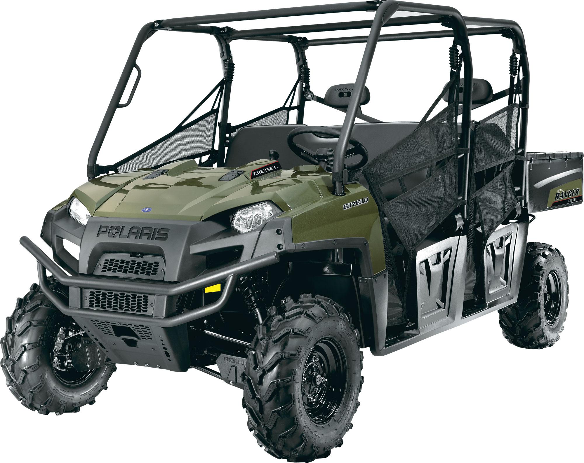 2012 Polaris Ranger Crew Diesel Review 2000x1587