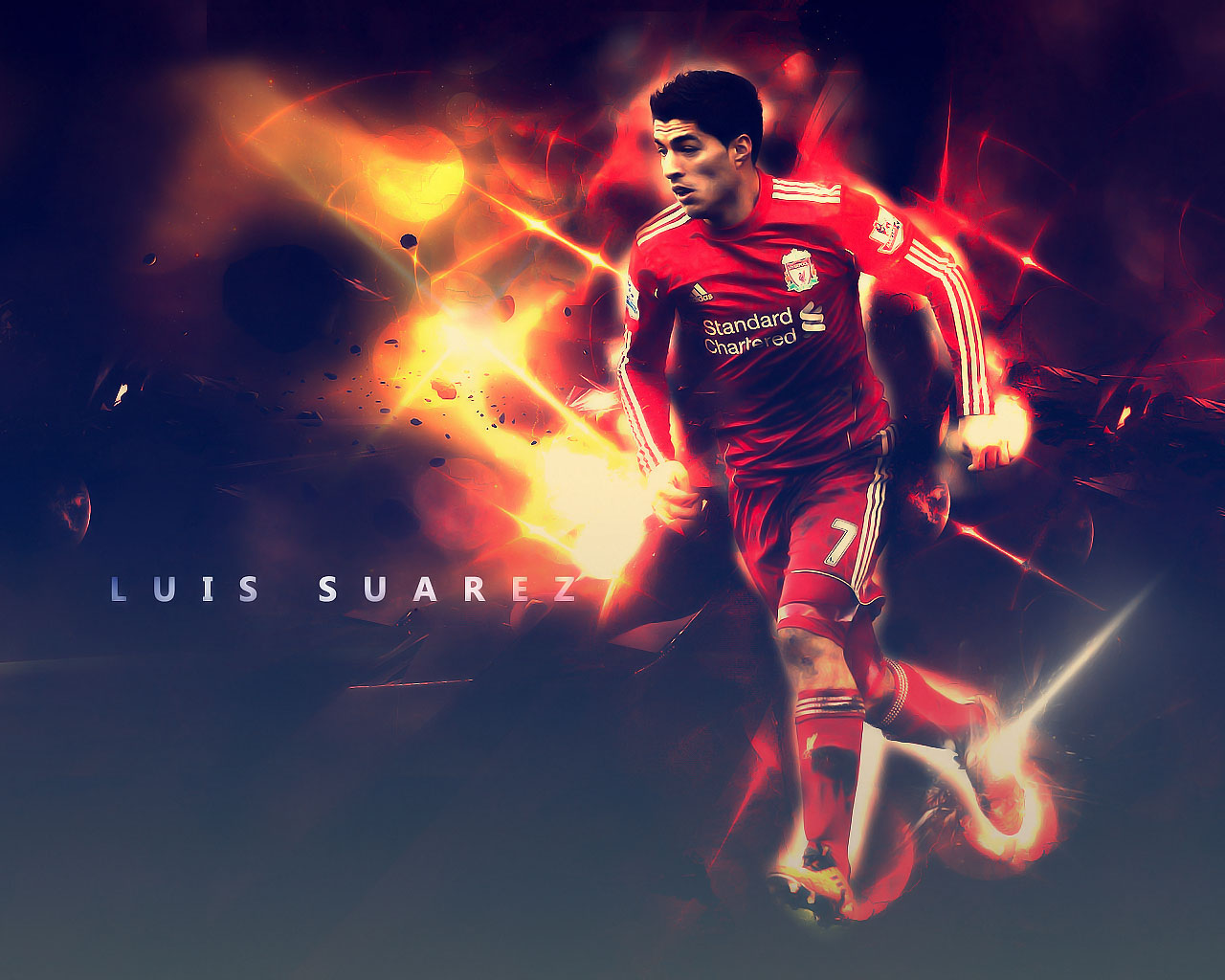 Luis Suarez Wallpapers High Resolution and Quality Download 1280x1024