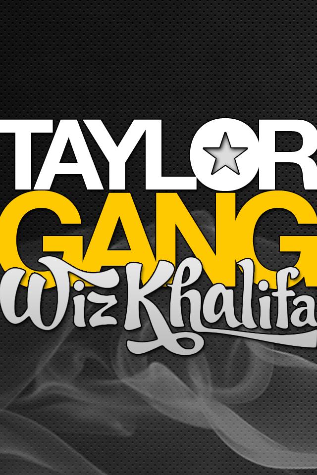 Taylor Gang Wallpaper Ikhalifa wallpaper by 640x960