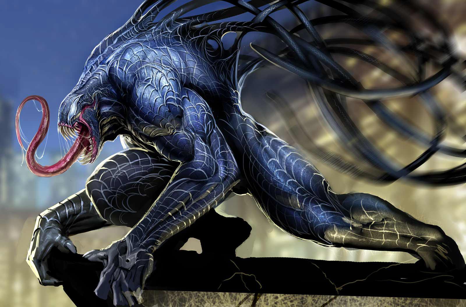 Comics Venom Wallpaper 1600x1054 Comics Venom Spiderman 1600x1054
