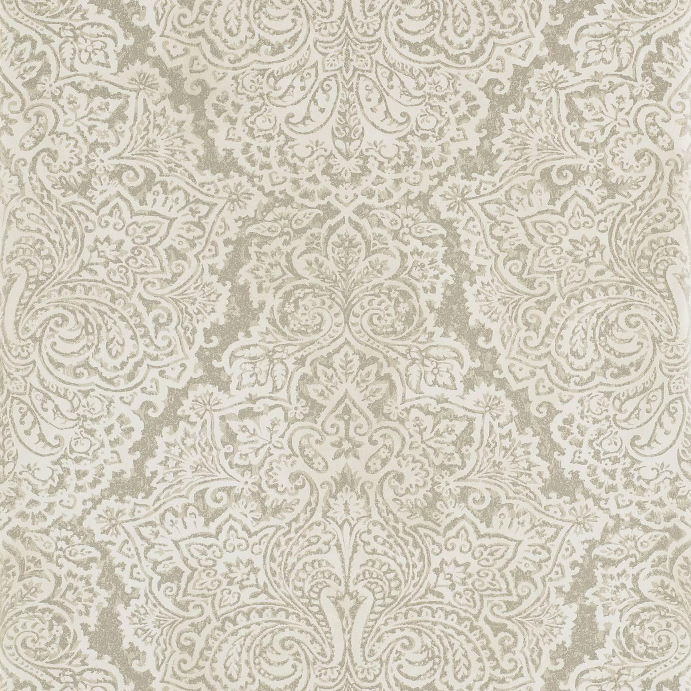 Home Wallpapers Harlequin Leonida Wallpapers Aurelia Wallpaper   White 1386x1386