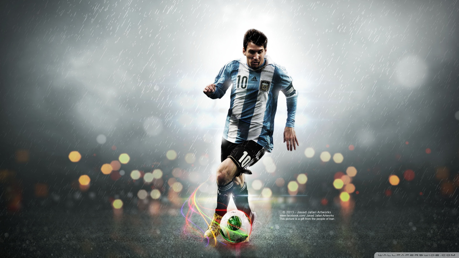 Messi Wallpaper 3 1920x1080