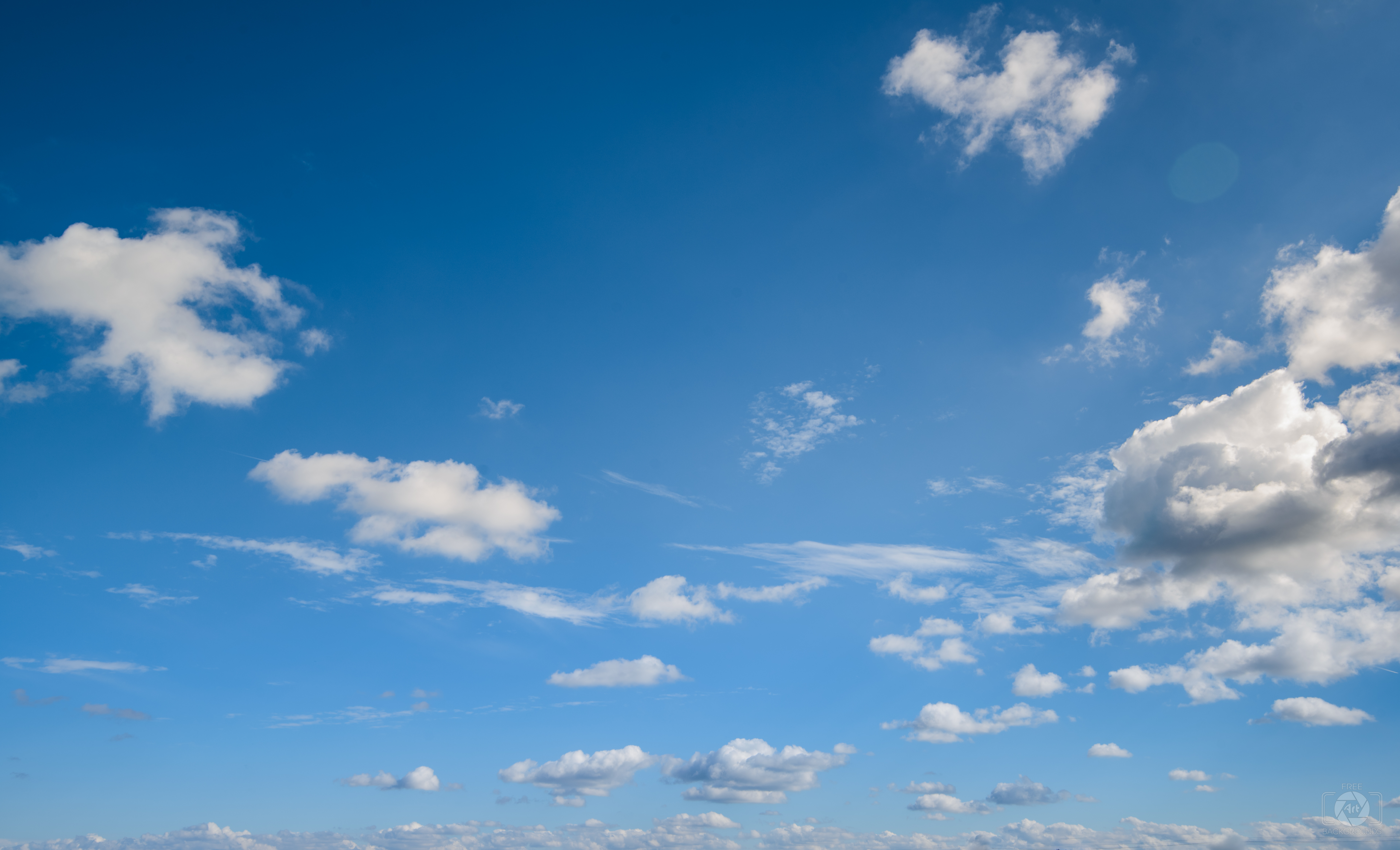 Beautiful Sky with Clouds Background   High quality Backgrounds 7359x4471