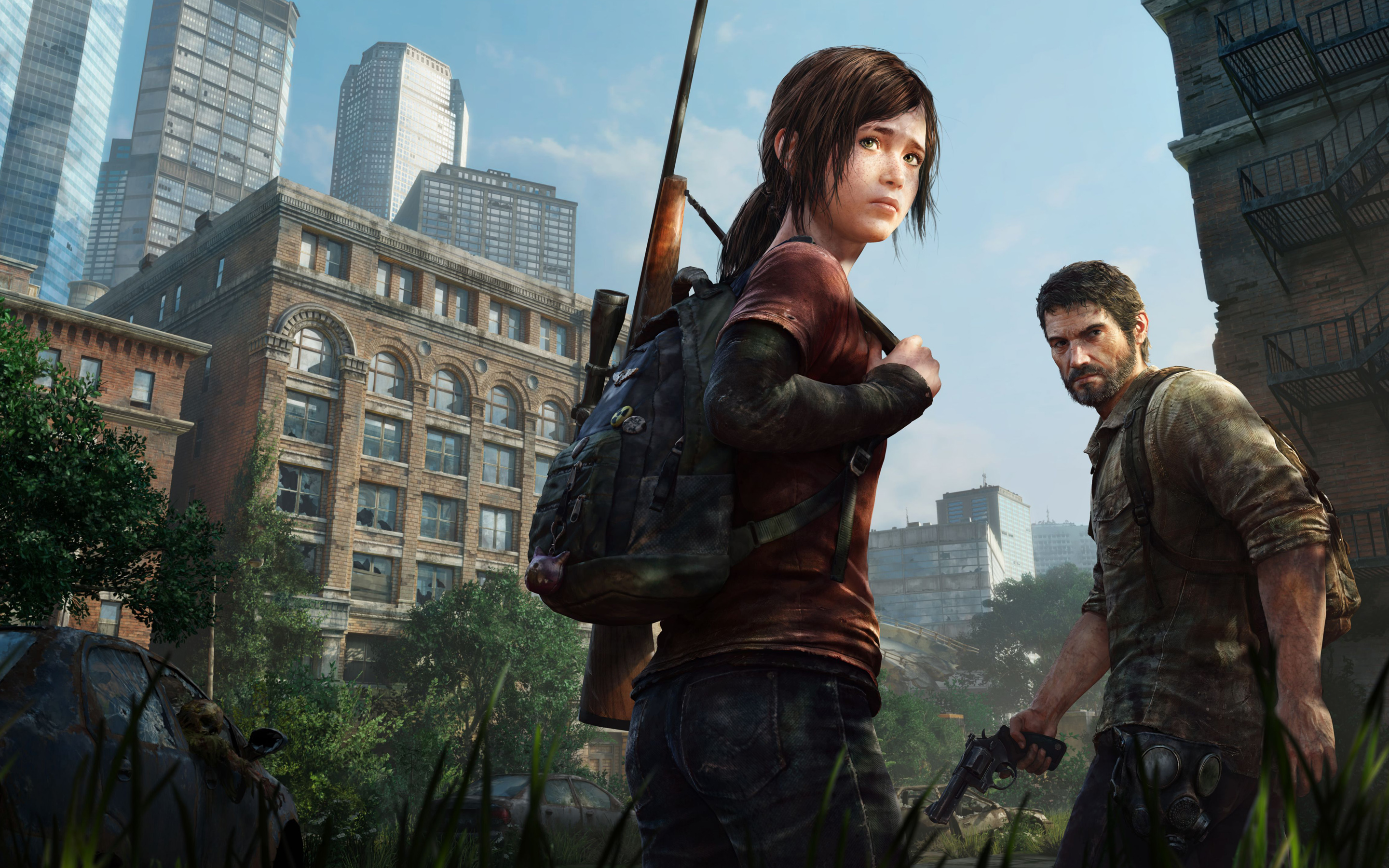 2013 The Last of Us Wallpapers HD Wallpapers 2880x1800