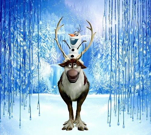 Image   Olaf and svenjpg   Disney Wiki 500x445