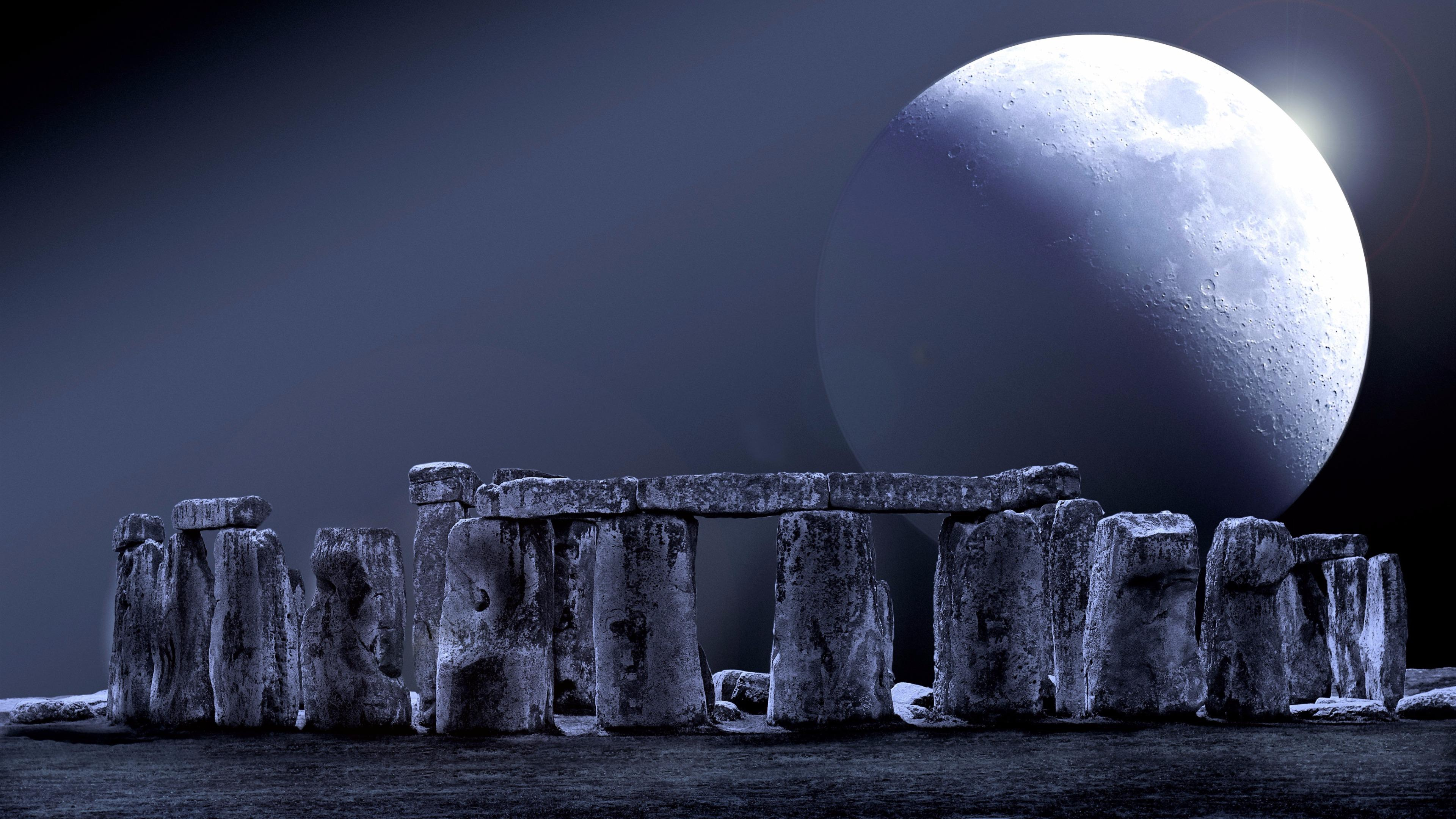 Stonehenge Wallpaper 23   3840 X 2160 stmednet 3840x2160