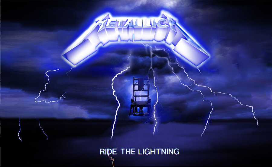 Ride The Lightning Metallica Quotes QuotesGram 900x554