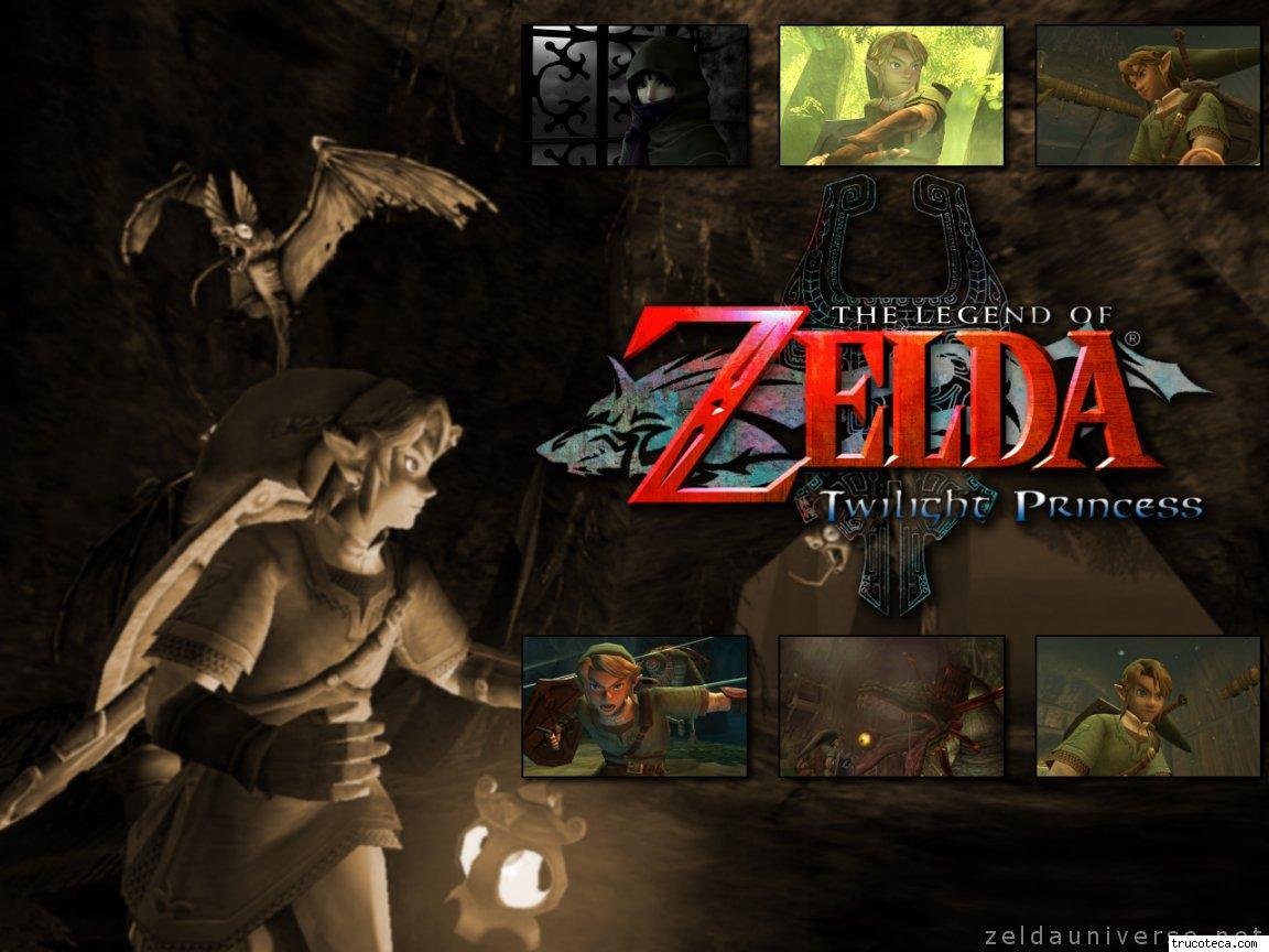 75 Zelda Twilight Princess Wallpapers On Wallpapersafari