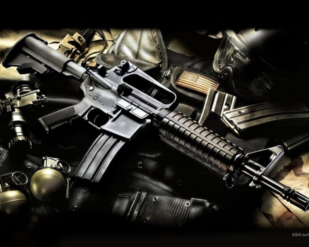 Guns amp Weapons Cool Guns Wallpapers 3 1024x819