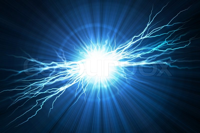 Electricity Current Wallpaper