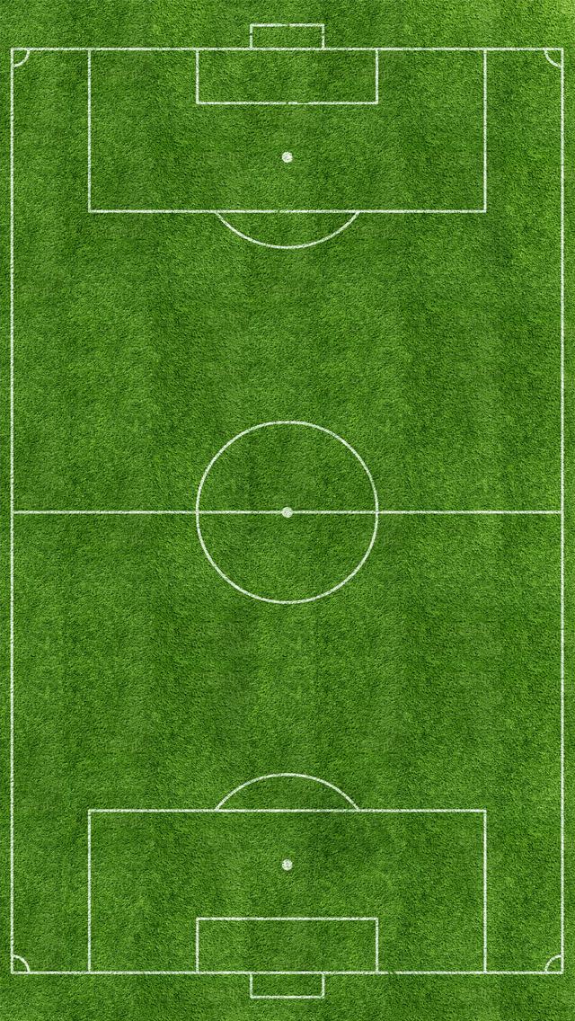 Soccer Field Wallpaper 640x1136