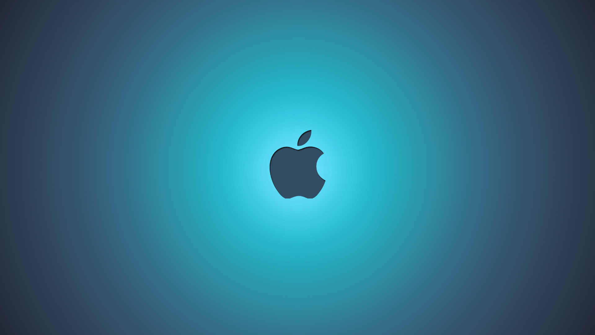 Apple Blue Background Wallpaper Desktop 6250 Wallpaper 1920x1080