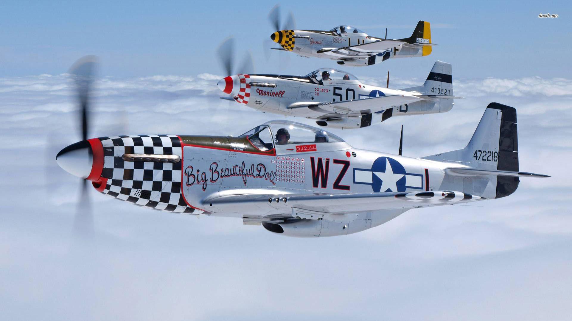 North American P 51 Mustang wallpaper   Aircraft wallpapers   5646 1920x1080